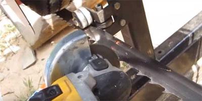 sharpen a tool