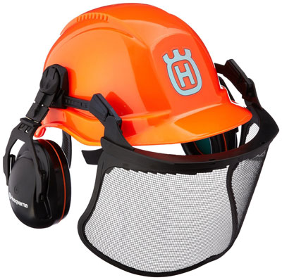 Chainsaw Safety Helmet Face Guard