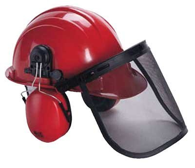 Chainsaw Safety Helmet Face Guard Review