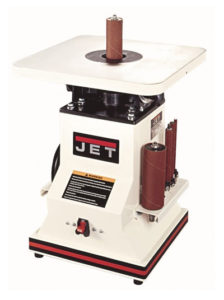Benchtop Oscilating Spindle Sander