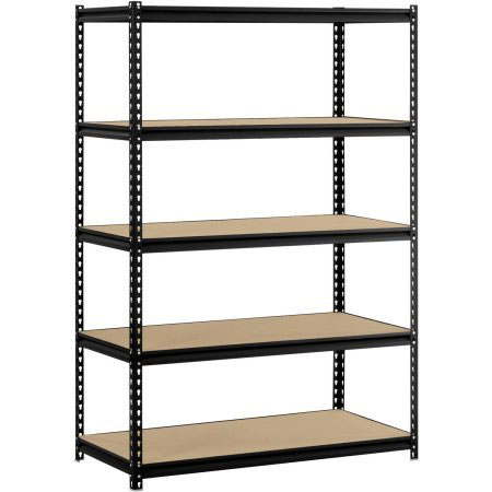 Muscle Rack shelving unit TRK-361860W4 Depth Steel Shelving Unit