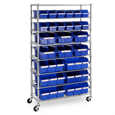 Rack Shelving Unit - Review Self Standing Shelves