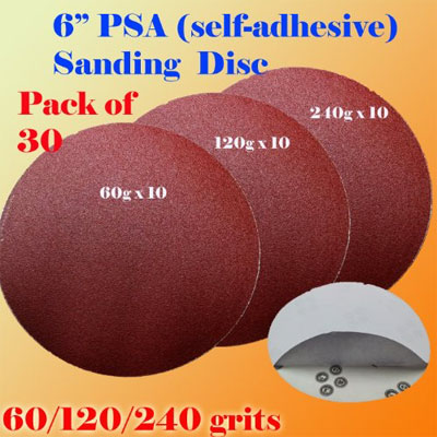 Best Sanding Discs for Wood - Review sanding discs