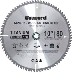 Best 10 Inch Saw Blades Review Circular Saw Blade