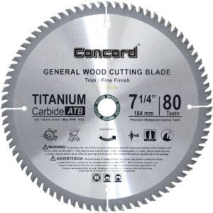 7 inch Circular Saw Blades Wood