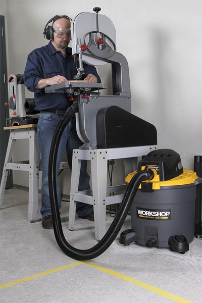 Best Dust Extractor for Small Workshop