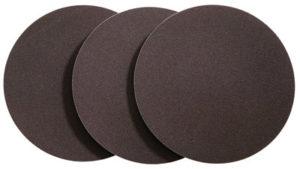 18000 RPM 3 in Disc Dia 63 Units Aluminum Oxide Non-Woven Finishing Disc
