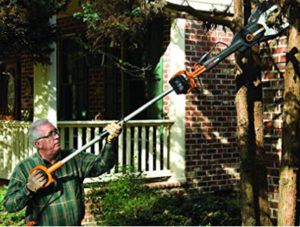 Electric Tree Branch Chainsaw
