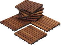Wood-Tiles